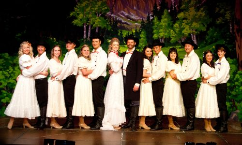 Seven Brides for Seven Brothers – 2012
