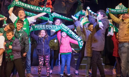 Sunshine on Leith – 2016