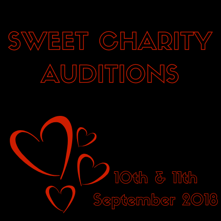 Sweet Charity Auditions