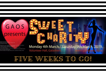 How do I get tickets for Sweet Charity?