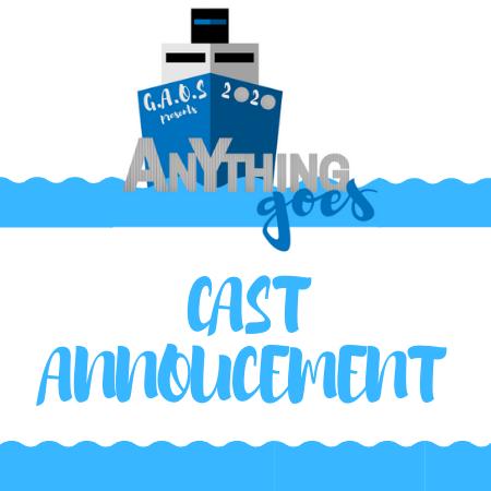 Cast Announcement